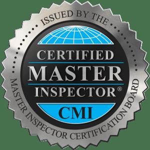 certified master inspector cmI logo