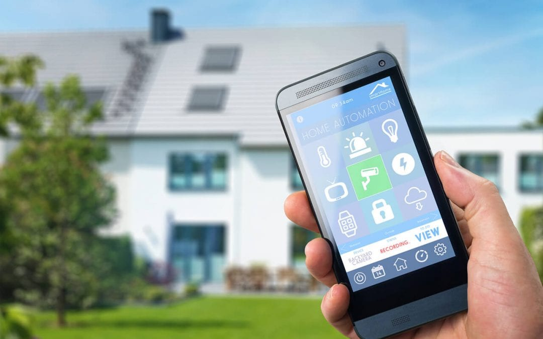 add value to your home with smart technology