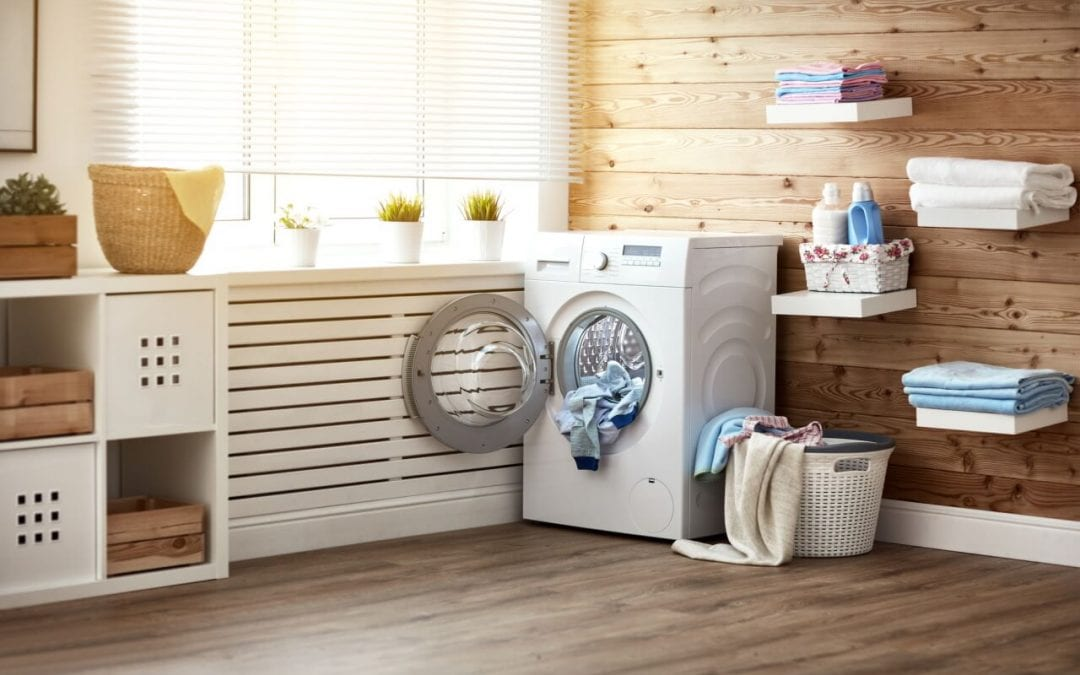organize your home including the laundry room