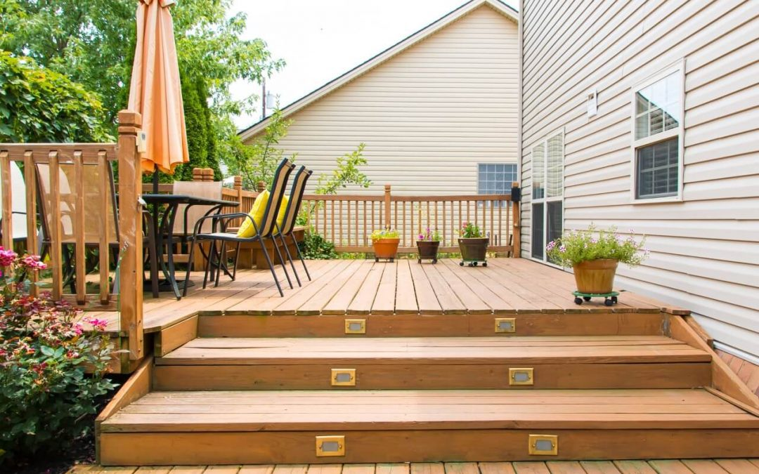 types of decking materials